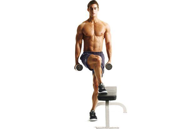 Acht Übungen, mit denen auch Sie Beweglichkeit, Kraft und Koordination verbessern