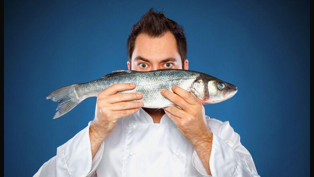 Achten Sie darauf, den richtige Fisch in die Hände zu bekommen
