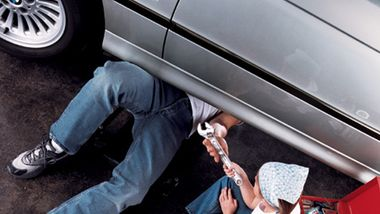 Achten Sie genau darauf, wo Sie Ihr Auto reparieren lassen