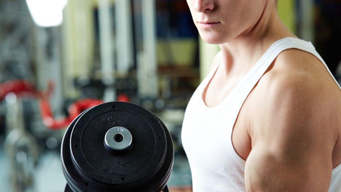 Ändern Sie Ihren Trainingsplan alle 4 Wochen, das bringt Sie weiter nach vorn