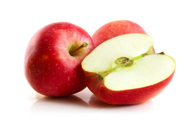 Äpfel sind wichtiger Bestandteil der gesunden Ernährung