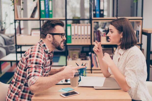 Ärger im Job: Wie Sie Ihre Wut besser kommunizieren