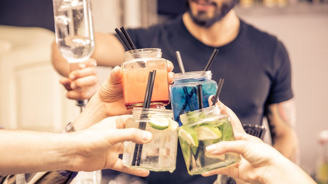 Alkoholfreie Cocktails können auf voller Linie überzeugen
