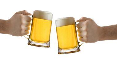 Alkoholfreies Bier hat 40 Prozent weniger Kalorien