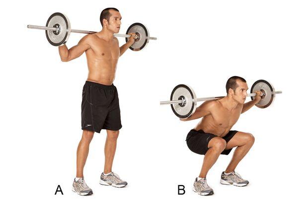 Alle Übungen aus dem Trainingsplan der Sixpack-Challenge 2015