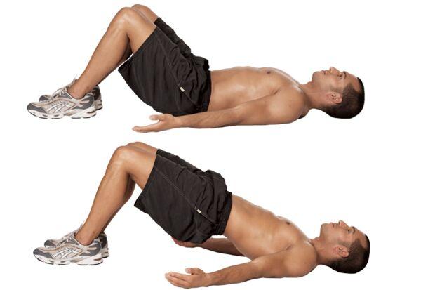 """Alle Übungen zur """"Breite Brust""""-Challenge"""