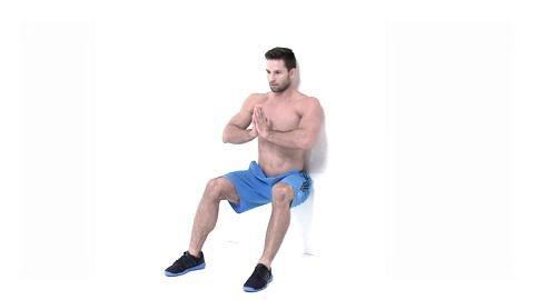 Alles geben, so lautet das Motto beim Tabata-Training. Dieses Workout verbrennt in nur 16 Minuten pro Tag Ihre restlichen Fettreserven. Die Wandhocke-Strecksprung-Kombi als Feinschliff-Übung einmal pro Woche machen.