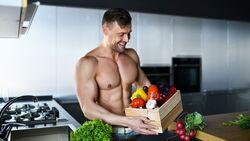 Als Veganer zum Sixpack