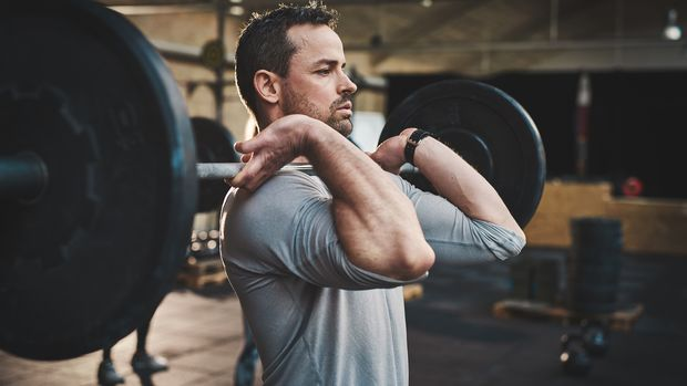 Am besten startest du mit 6 bis 12 Übungen pro Training