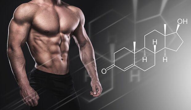 Anabolika sind synthetische Abwandlungen des männlichen Geschlechtshormons Testosteron