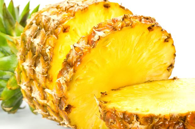 Ananas wirkt entzündungshemmend