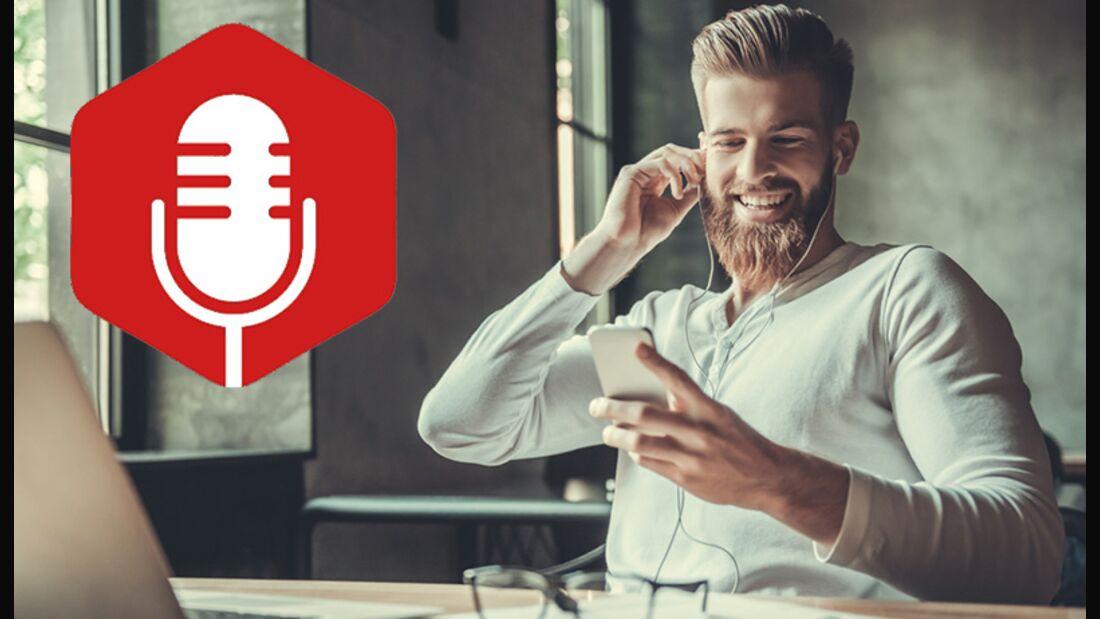 Anhören, Top-Tipps aufsaugen und durchstarten – der Men's-Health-Podcast