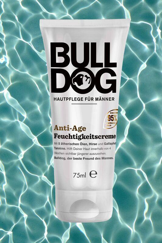 Anti Aging Creme für Männer von Bulldog
