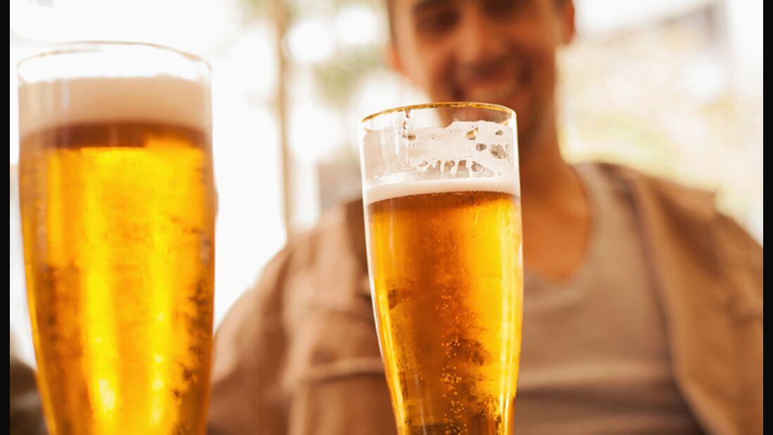 Anti-Alkoholiker haben schlechtere Chancen im Job