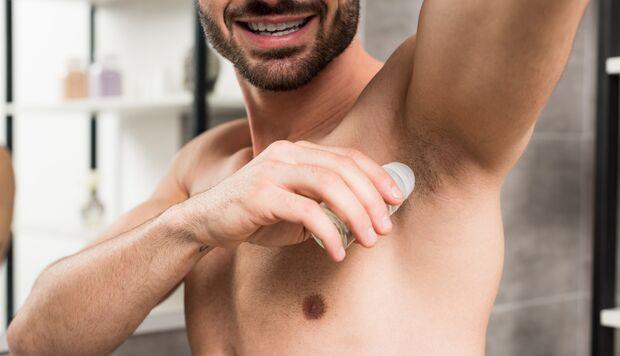 Antitranspiranten hemmen den Schweißfluss