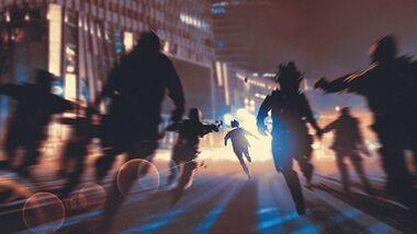 """App """"Zombies, Run!"""" im Test: So motivieren Sie Untote zum Laufen"""