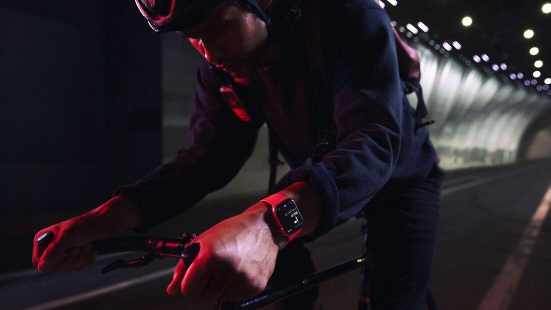 Apple hat am 14. September seine neue Smartwatch vorgestellt