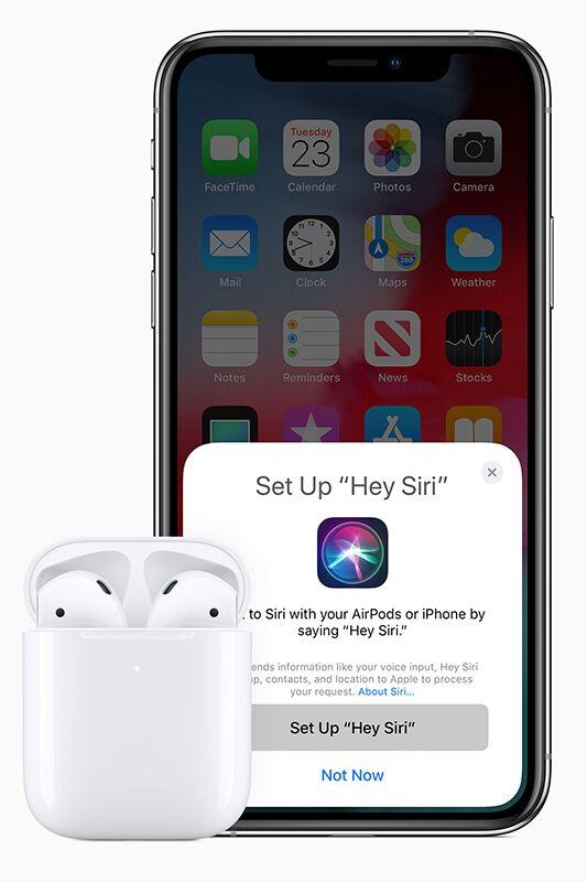 Apples AirPods 2 kosten mit kabellosen Lade-Case 229 Euro