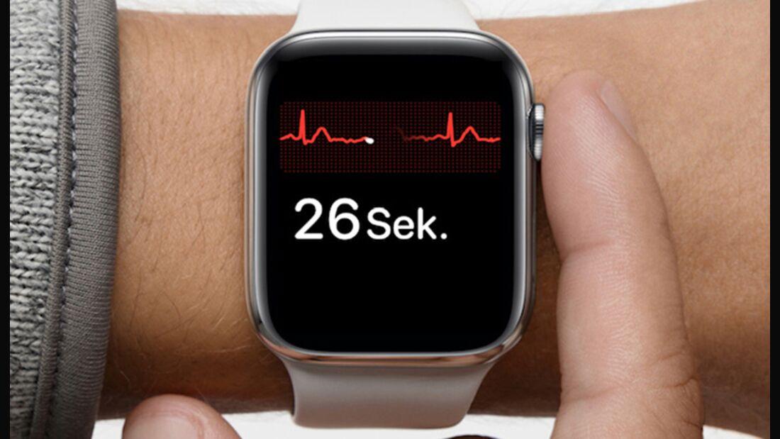 Apple Watch Series 4: neue EKG & Sportfunktionen MEN'S HEALTH