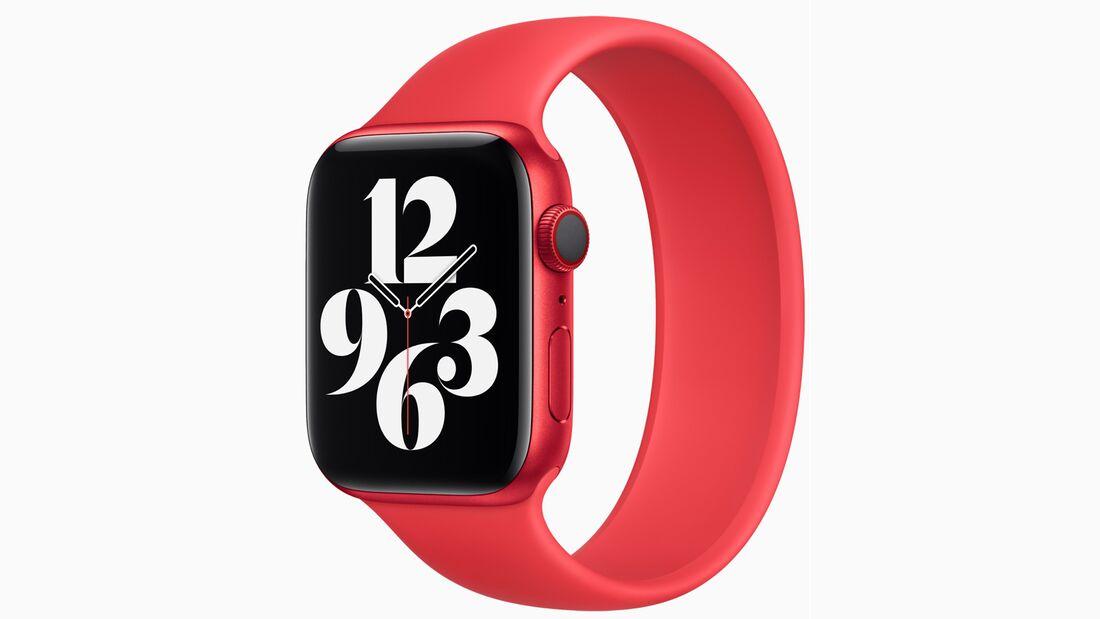 Apples Smartwatch ist eine echte Alternative zu klassischen Sportuhren und Fitness-Trackern