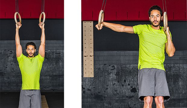 Archer-Pull-up