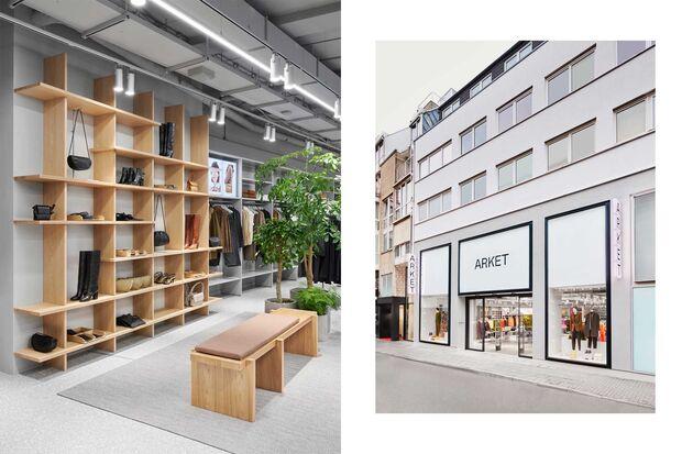 Arket Store Cologne