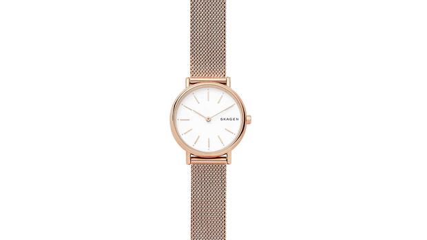 Armbanduhr von Skagen