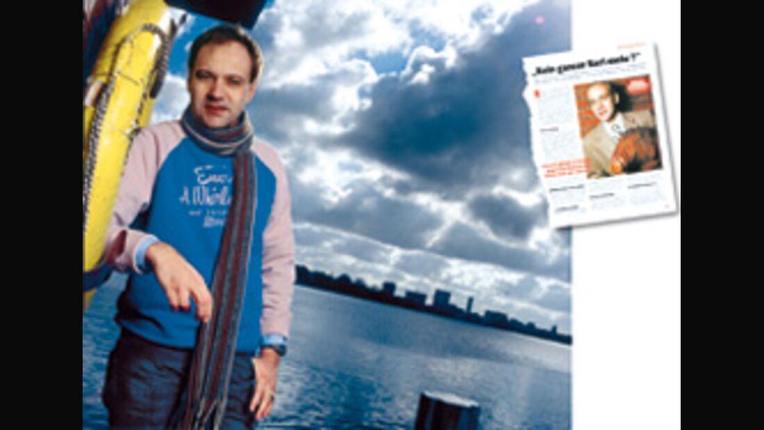 Armin Lück (36) aus Hamburg