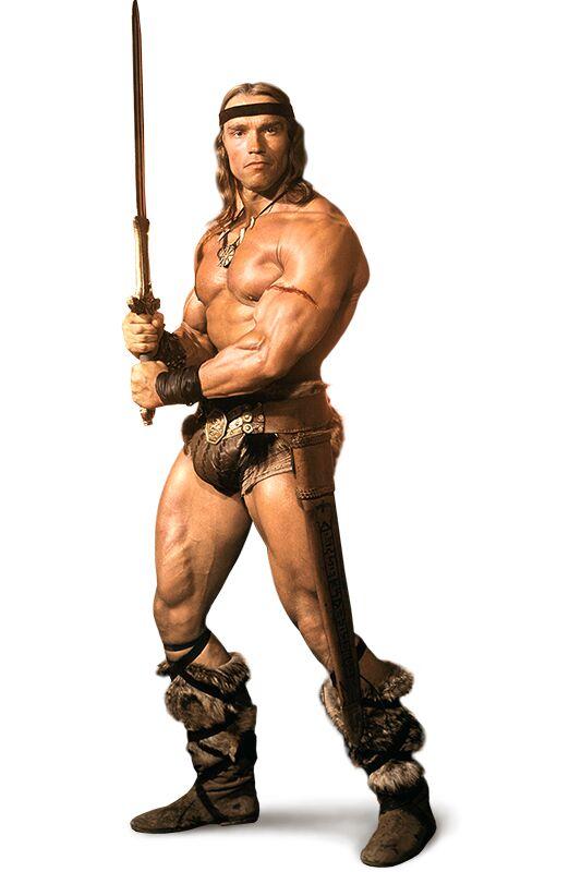"""Arnie in """"Conan der Barbar"""": Aus heutiger Sicht ist der Kino-Kracher totaler Trash"""