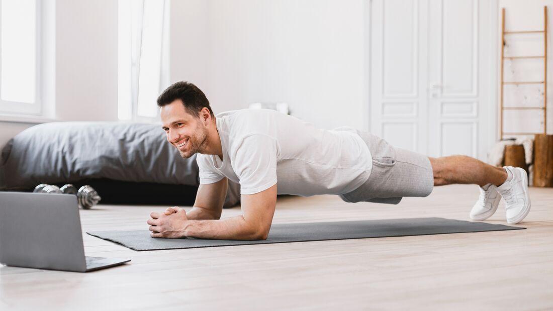 Artikelbild Online-Fitnessstudio