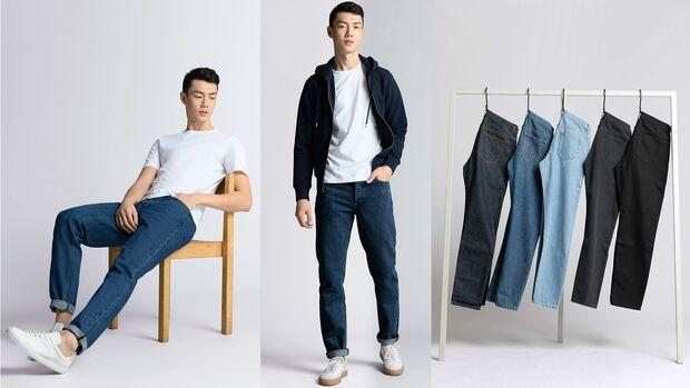 Asket Jeans