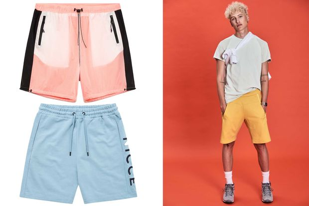 Asos---Nicce---Arys Shorts