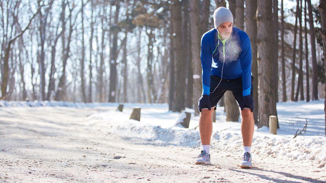Atemprobleme können ein Anzeichen für Lungenkrankheiten sein