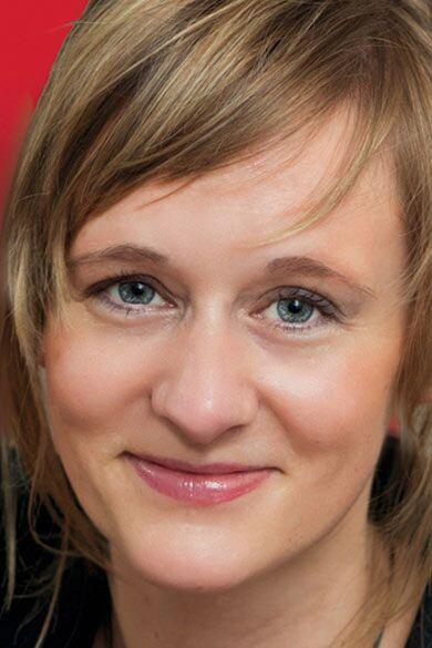 Attraktive Bundestagsabgeordnete: Christina Kampmann von der SPD