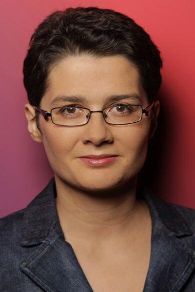 Attraktive Bundestagsabgeordnete:Daniela Kolbe von der SPD