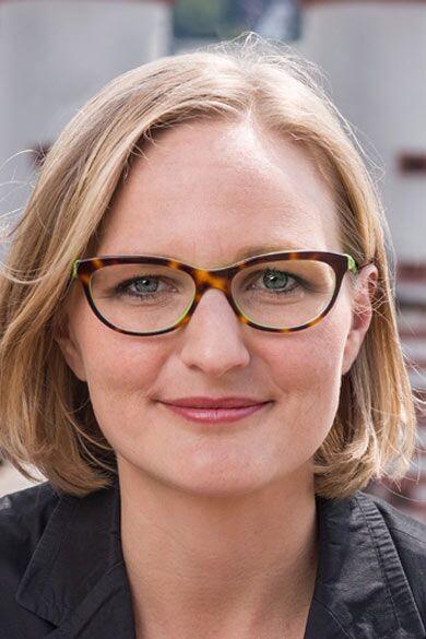 Attraktive Bundestagsabgeordnete: Dr. Franziska Brantner von Bündnis 90/Die Grünen