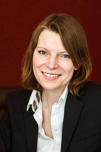 Attraktive Bundestagsabgeordnete: Emmi Zeulner von der CSU
