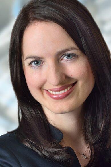 Attraktive Bundestagsabgeordnete: Julia Bartz von der CSU