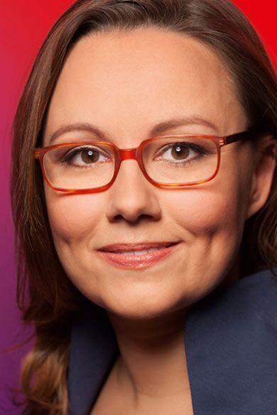 Attraktive Bundestagsabgeordnete: Michelle Müntefering von der SPD