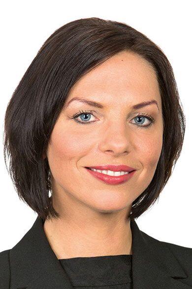 Attraktive Bundestagsabgeordnete: Susanna Karawanskij von den Linken