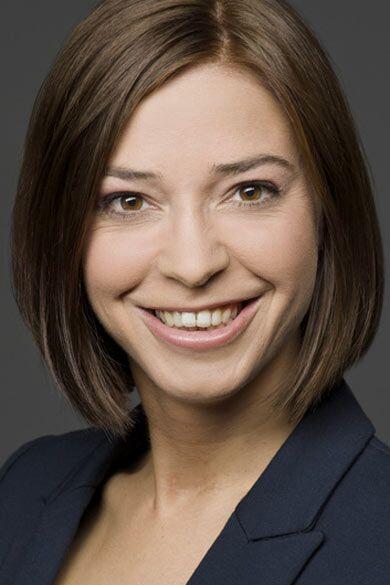 Attraktive Bundestagsabgeordnete:Yvonne Magwas von der CDU
