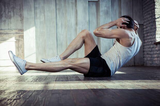 Auch als Hardgainer kannst du Muskeln zulegen