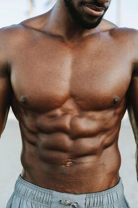 Bilder stark behaarte männer Nacktheit
