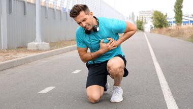 Auch junge, sportliche Männer können Herzrhythmusstörungen entwickeln