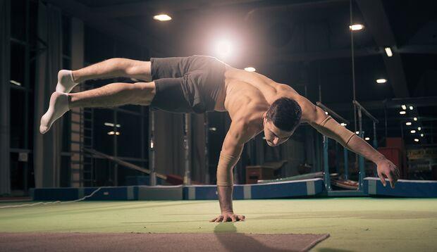 Auch ohne zusätzliche Geräte können Sie beim Functional Training mit zusätzlichen Fortschritten rechnen.