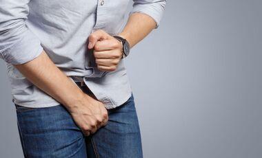 Auch viele junge Männer leiden unter häufigem Harndrang