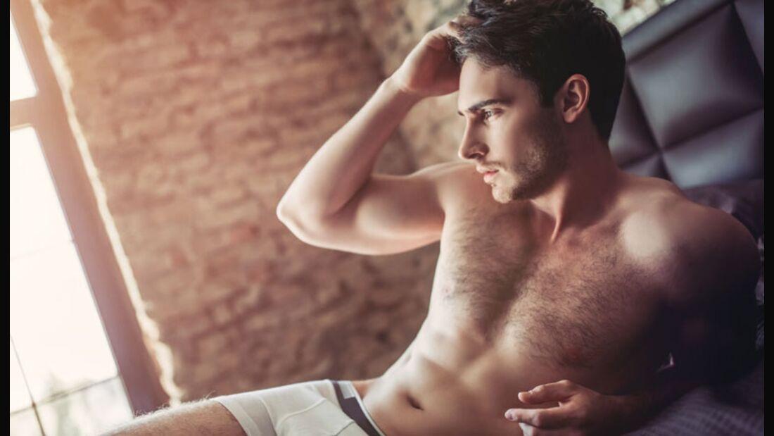 Auch viele junge Männer sind von Erektionsproblemen betroffen