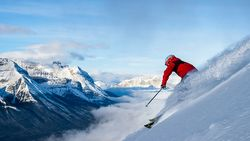 Auf Ski-Safari durch die kanadischen Rocky Mountains