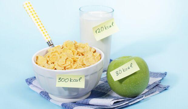 Auf die tägliche Ernährung achten