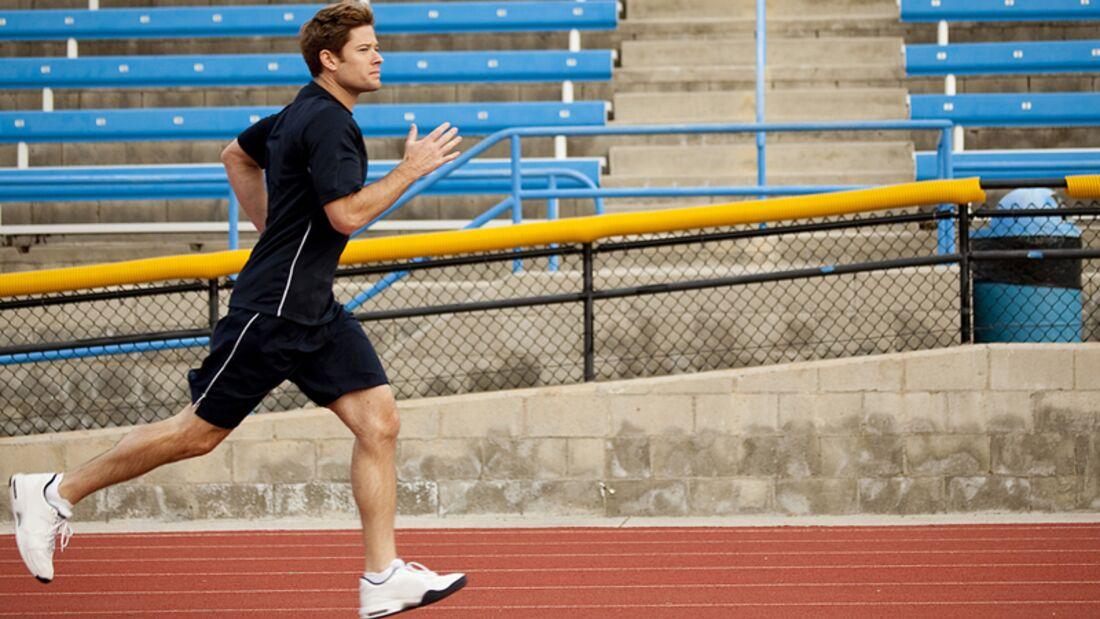 Auf einen Blick gibt's hier alle wichtigen Fachbegriffe zum Thema Laufen